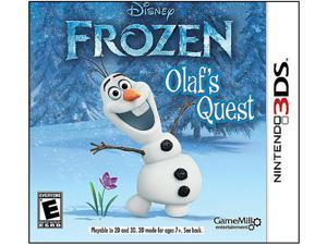 Disney Frozen: Olaf's Quest Nintendo 3DS