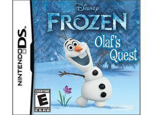 Frozen Olaf's Quest DS