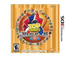 Top Trumps NBA All Stars Nintendo 3DS Game Solutions 2 Go