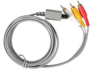INSTEN AV Composite Cable for Nintendo Wii