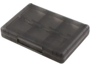 INSTEN 24-in-1 Game Card Case For Nintendo 3DS / 3DS XL LL - Smoke