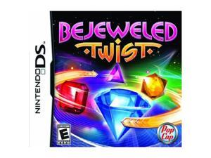 Bejeweled Twist Nintendo DS Game POPCAP