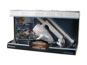 Bass Pro Shop: The Strike Bundle w/Rod & Reel Wii Game