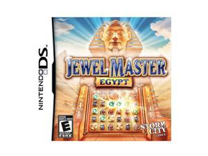 Jewel Master Egypt Nintendo DS Game