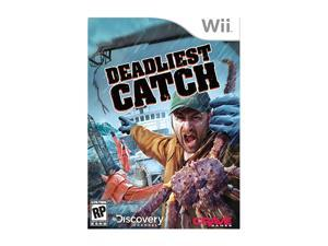 Deadliest Catch: Sea of Chaos Wii Game
