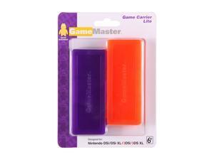 GameMaster Game Carrier Lite Purple/Orange (3DS / 3DS XL / DSi / DSi XL)