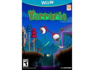 Terraria Nintendo Wii U