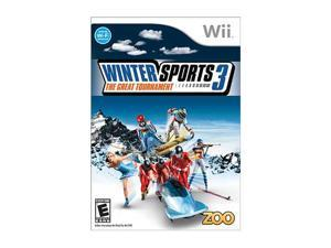 Winter Sports 3 Wii Game Zoo Games