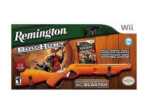 Remington Bird Hunt with Camo Gun Bundle Wii Game