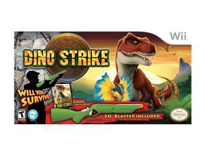 Dino Strike With Green Gun Bundle Wii Game