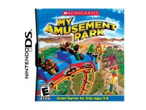 My Amusement Park Nintendo DS Game Scholastic