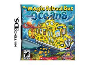 Magic School Bus Oceans Nintendo DS Game