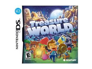 Treasure World Nintendo DS Game