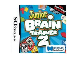 Junior Brain Trainer Two Nintendo DS Game