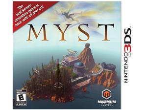 Myst 3ds Nintendo 3DS Game