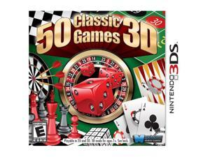 50 Classic Games Nintendo 3DS Game Maximum Games