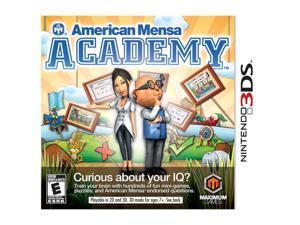 American Mensa Academy Nintendo 3DS Game