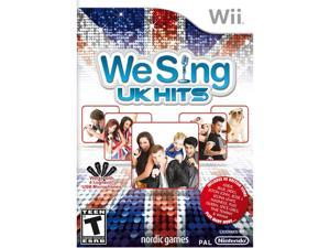 We Sing: UK Hits Wii Game Nordic
