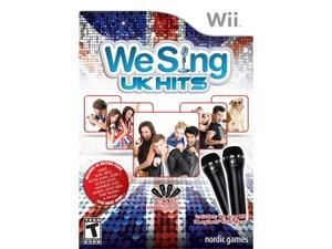 We Sing: UK Hits with 2 Microphones Wii Nordic
