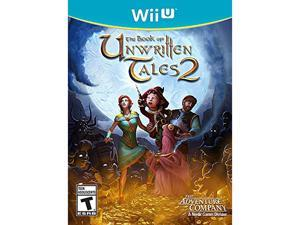The Book of Unwritten Tales 2 - Nintendo Wii U