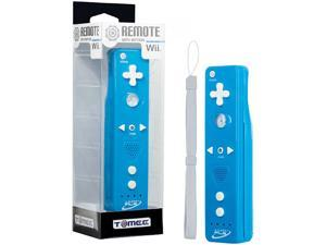 Tomee Wii U/ Wii Super Plus built-in Wireless Remote (Blue)