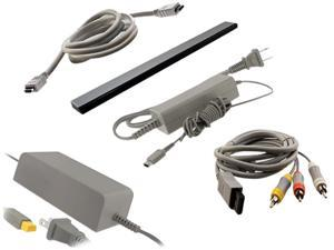 Tomee Wii U Lost Cable Kit Gray