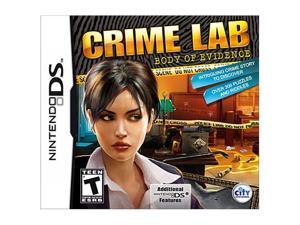Crime Lab: Body of Evidence Nintendo DS Game