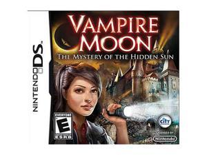 Vampire Moon: Mystery of the Hidden Sun Nintendo DS Game