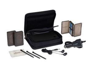 Power A Folio Starter Kit For Nintendo DSi Black