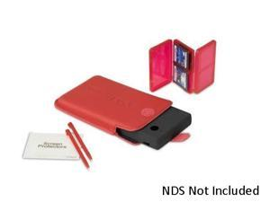 Power A Sleeve Kit NDSi Red
