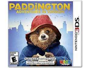 Paddington: Adventures in London Nintendo 3DS