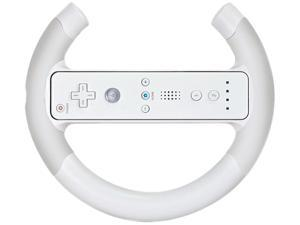 dreamGEAR Turbo Wheel White for Wii