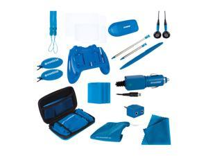 dreamGEAR 3DS 20-in-1 Starter Kit Blue