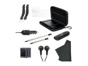 dreamGEAR 3DS 13 in 1 Gamer Pack Black