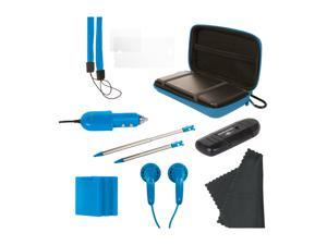 dreamGEAR 3DS 13 in 1 Gamer Pack Blue