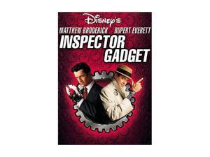 Inspector Gadget (1999 / DVD) Matthew Broderick, Rupert Everett, Joely Fisher, Michelle Trachtenberg, Andy Dick