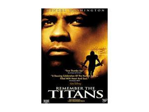 Remember the Titans (Widescreen Edition) (2000 / DVD) Denzel Washington, Will Patton, Wood Harris, Ryan Hurst, Donald Faison