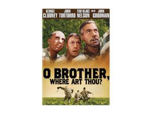 O Brother, Where Art Thou? (2000 / DVD) George Clooney, John Turturro, Tim Blake Nelson, John Goodman, Holly Hunter