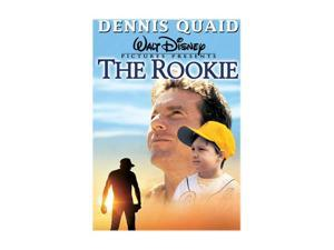 The Rookie (Widescreen Edition) (2002 / DVD) Dennis Quaid, J.D. Evermore, Rachel Griffiths, Jay Hernandez, Beth Grant