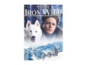 Iron Will (1994 / DVD) Mackenzie Astin, Kevin Spacey, David Ogden Stiers, August Schellenberg, Brian Cox