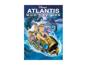 Atlantis - Milo's Return (DVD / WS 1.66 Anamorphic / DD 5.1 / DTS / FR-SP-DUB) James Arnold Taylor, Cree Summer, John Mahoney, ...
