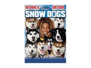 Snow Dogs (2002 / DVD) Cuba Gooding Jr., James Coburn, Sisqó, Nichelle Nichols, M. Emmet Walsh