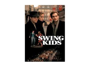 Swing Kids (1993 / DVD) Robert Sean Leonard, Christian Bale, Frank Whaley, Barbara Hershey, Tushka Bergen