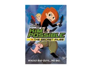 Kim Possible - The Secret Files (DVD / WS) Christy Carlson Romano, Will Friedle, Nancy Cartwright, Tahj Mowry, Mayim Bialik