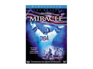Miracle (Widescreen Edition) (2004 / DVD) Kurt Russell, Patricia Clarkson, Nathan West, Noah Emmerich, Sean McCann