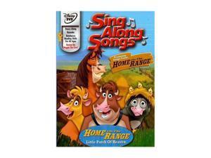 Disney's Sing Along Songs - Home on the Range (2004 / DVD)