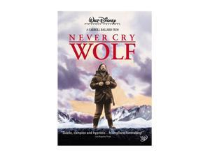 Never Cry Wolf (1983 / DVD) Charles Martin Smith, Brian Dennehy, Zachary Ittimangnaq, Samson Jorah, Hugh Webster