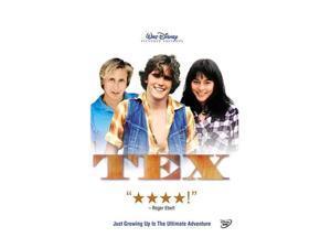Tex (1982 / DVD) Matt Dillon, Jim Metzler, Meg Tilly, Bill McKinney, Frances Lee McCain