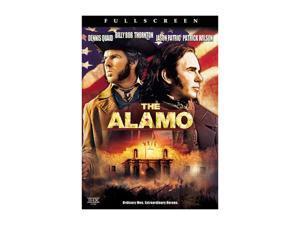 The Alamo (DVD / FF / DD 5.1 / FR-Both / SP-SUB) Dennis Quaid&#59; Patrick Wilson&#59; Jason Patric&#59; Billy Bob Thornton&#59; Emilio Echevarria&#59; ...