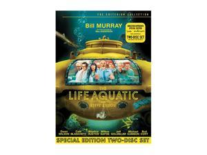 "The Life Aquatic with Steve Zissou (Special Edition DVD) Bill Murray as Steve Zissou Owen Wilson as Edward ""Ned"" Plimpton/Kingsley Zissou Cate Blanchett as Jane Winslett-Richardson Anjelica Huston as"